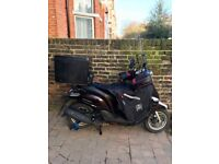 Yamaha XC 115 Delight Automatic Scooter, Bronze, V Good Cond, Fully Equipped ** Available now**