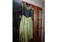 Ana Dress from Frozen Age 7-8 Years
