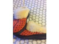 ugg slippers in great condition