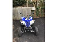 **YAMAHA RAPTOR 700** 1 owner
