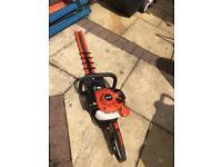 Echo petrol hedge cutter trimmer
