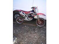 Honda cr 85