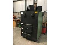 industrial biomass wood burner/heater