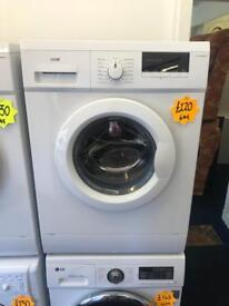 *** Logik 6kg 1200spin washing machine***Free Delivery**Fitting**Removal