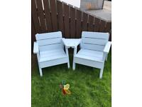 Garden furniture/ outdoor summer seats