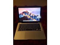 Mac book pro 13-inch led backlit widescreen notebook