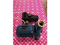 Calpeda pump NMM 1/ AE + Idromat 3 = £200