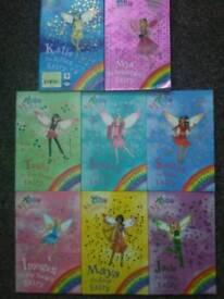 Rainbow magic books x8 (set2)