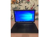 HP 17.3-inch QUAD CORE Beats Audio 6GB RAM 1TB HDD WEBCAM HDMI USB 3.0