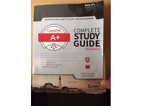 Comptia A+ complete study guide of new 900 series.