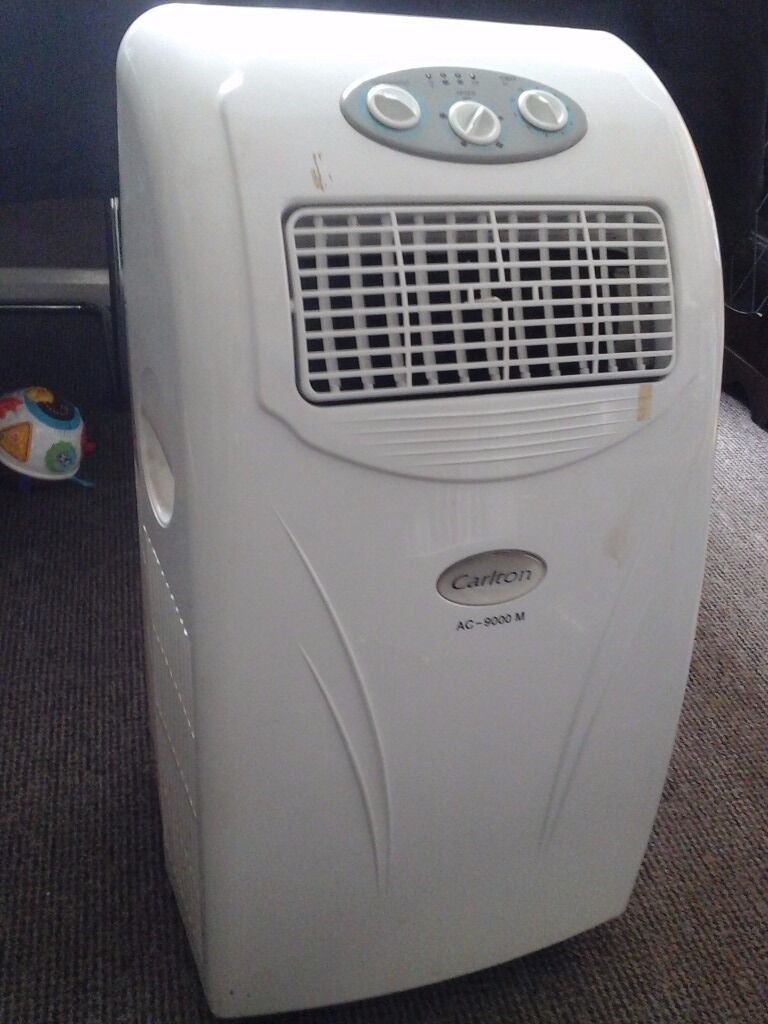 AIR CONDITIONING UNIT Carlton Ac 9000 m GREAT FOR SUMMER !