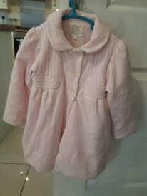 Girls Emile et Rose Coat