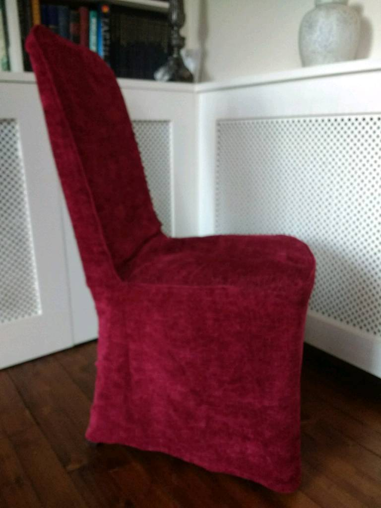 Dining Chair Covers And Table Runner
