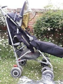TAKEN Buggy / Stroller Maclaren in perfect condition.