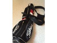 Titleist golf bag pencil bag