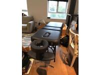 Affinity Marlin Portable Massage Table/Massage Bed