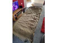 Nash zed bed sleepsystem with shroud