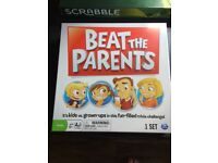 Brand new and sealed Beat the parents game,
