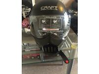 Craft motorcycle helmet