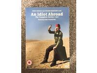 Karl Pilkington Idiot Abroad DVD Box Set *Reduced*