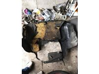 VW T4 LWB undertray off a 2.4d