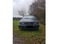 1998 Volvo V70 T5 manual spares or repairs / project