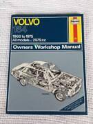 Volvo 164 Workshop Manual  - Haynes version Wyndham Vale Wyndham Area Preview