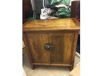 Oriental cabinet £50