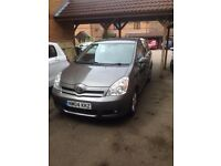 Toyota Corolla Verso d4d- 2.0D- 7seater 1650 ONO