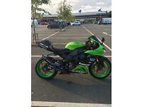 very fast zx10r ninja