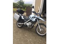 2004 bmw 650 trials bike possible swap for cruiser