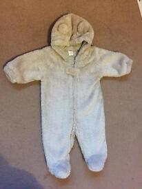Next baby bear onsie