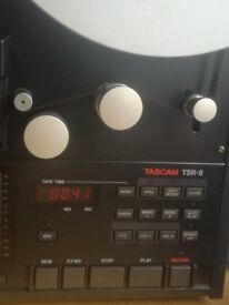 TASCAM TSR8 REEL TO REEL RECORDER