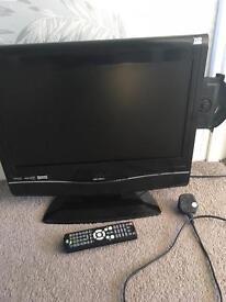 Bush combo TV / DVD player