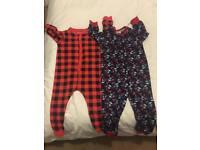 Boys onesies aged 2-3