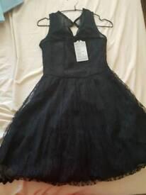 Black dresa