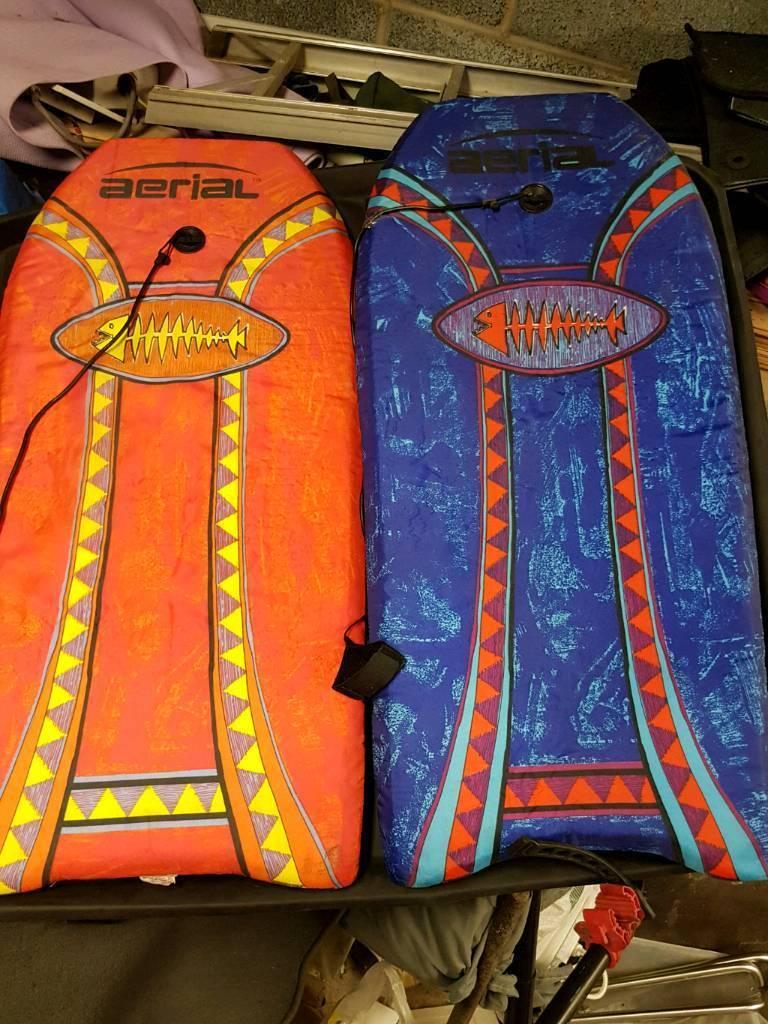 Body surf boards