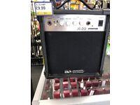 JE-20 amp