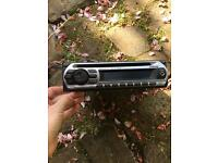 Sony cdx gt210 car radio cd MP3 player with aux in