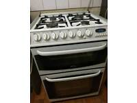 Cannon Henley Dual Fuel Gas Cooker Electric Oven & Grill
