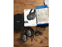 BOSE QC25 Wired noise cancelling HEADPHONE