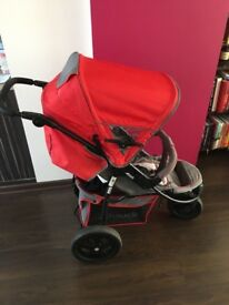 Hauck Pushchair 3 in 1