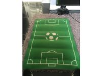 Kids football mat