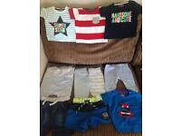 3-6 Months Boys Summer Clothes