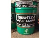 LIQUAFIX S - Freshens up & renews Tarmac surfaces