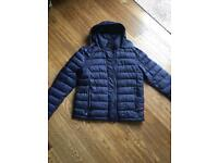 Superdry Fuji Double Zip Hooded jacket - As new, get ready for the winter weather!