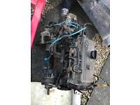Hyundai Getz Engine and Gearbox