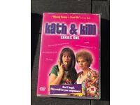 Kath & Kim Series DVD and Da Kath & Kim Code - Aussie classics