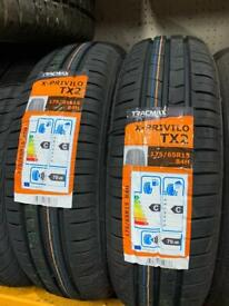 175/65/15 175 65 15 84H BRAND NEW TYRE TRACMAX PAIR OF 2 TYRES FITTED BALANCED £80