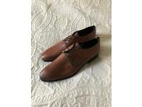 Men's Poste leather shoes